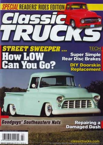 Classic Trucks - Volume #20, Issue #3