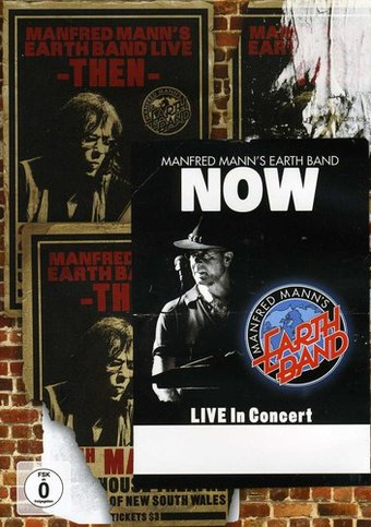 Manfred Mann's Earth Band: Then and Now