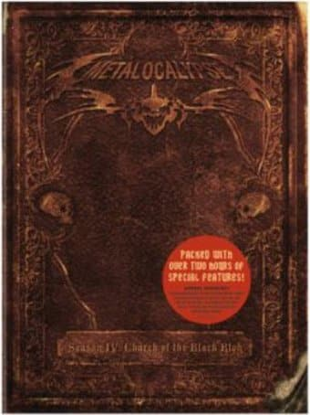 Metalocalypse - Season 4 (2-DVD)