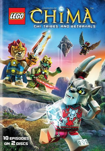 LEGO: Legends of Chima - Chi, Tribes, and