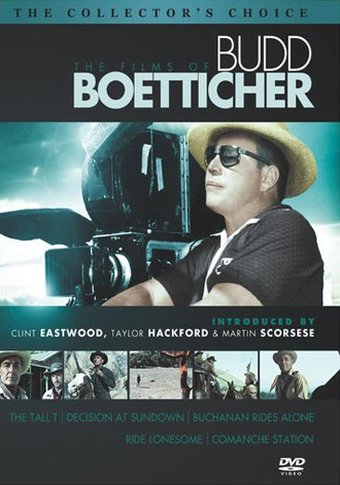 Budd Boetticher - The Films of Budd Boetticher