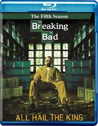 Breaking Bad - Complete 5th Season (Blu-ray)