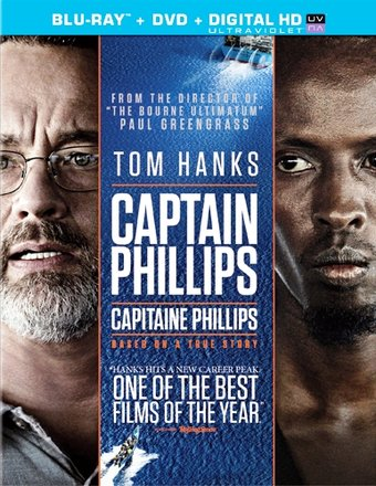 Captain Phillips (Blu-ray + DVD)
