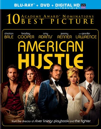 American Hustle (Blu-ray + DVD)