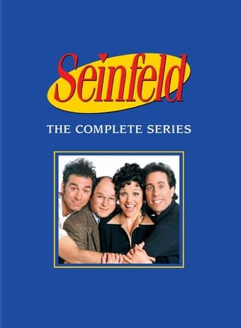 Seinfeld - Complete Series (33-DVD)