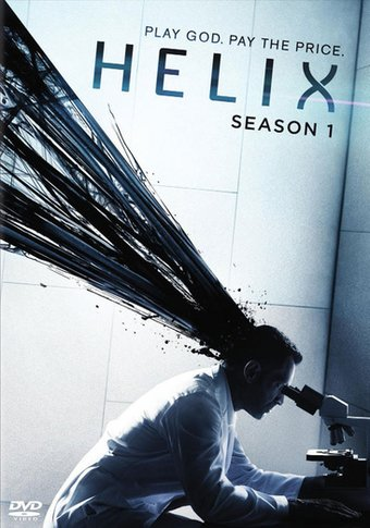 Helix - Season 1 (3-DVD)