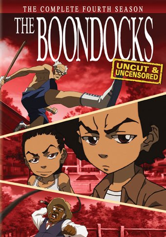 The Boondocks - Complete 4th Season (2-DVD)