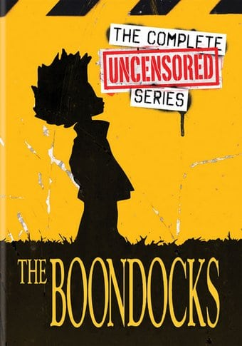 The Boondocks - Complete Uncensored Series