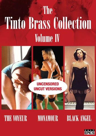 The Tinto Brass Collection, Volume 4 (The Voyeur