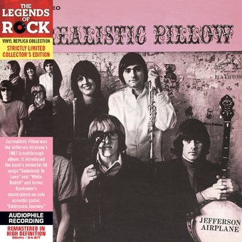 Surrealistic Pillow [Limited Edition Remastered