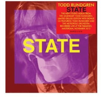 State [Limited Deluxe Edtion] (2-CD)