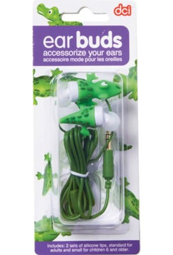 Alligator Earbuds