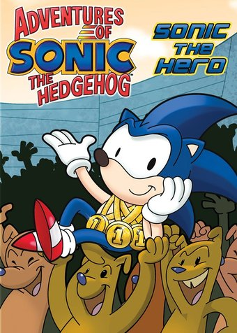 Adventures of Sonic The Hedgehog - Sonic The Hero