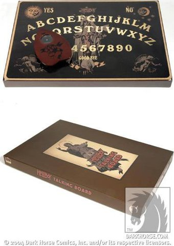 Hellboy - Talking Board Parlor Game