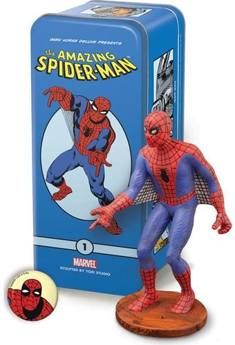 Marvel Comics - Classic Characters - Spiderman