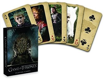Game of Thrones - Playing Cards