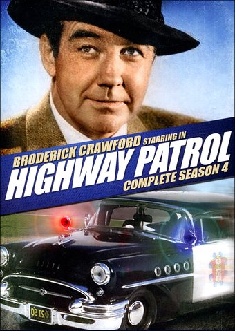 Highway Patrol - Season 4 (5-DVD)