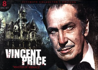Vincent Price - Master of Menace: 15-Film
