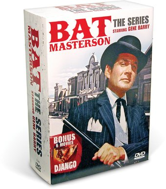 Bat Masterson - Complete Series (With 6 Bonus