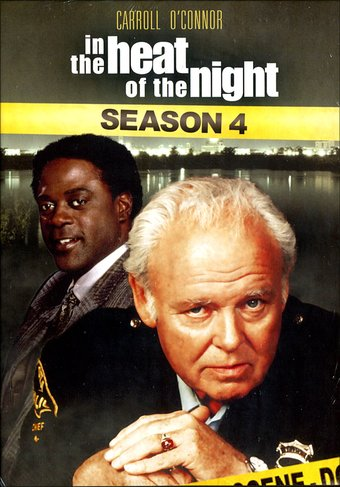 In the Heat of the Night - Season 4 (5-DVD)