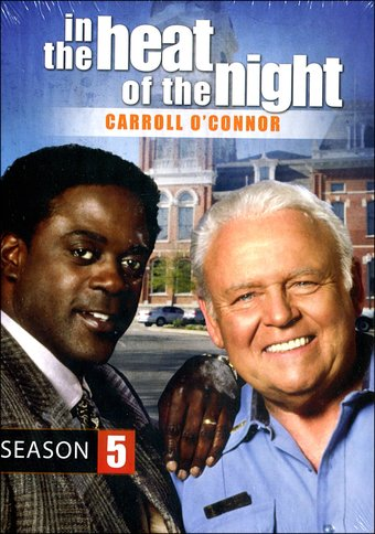 In the Heat of the Night - Season 5 (5-DVD)