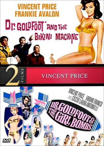 Dr. Goldfoot and the Bikini Machine / Dr.