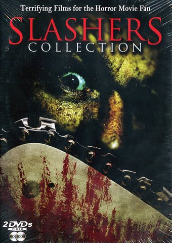 Slashers Collection (Deep Red / Cat O'Nine Tails