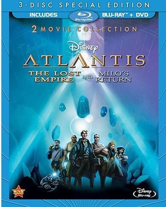 Atlantis: The Lost Empire / Milo's Return