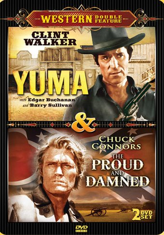 Yuma / The Proud and Damned [Tin Case] (2-DVD)