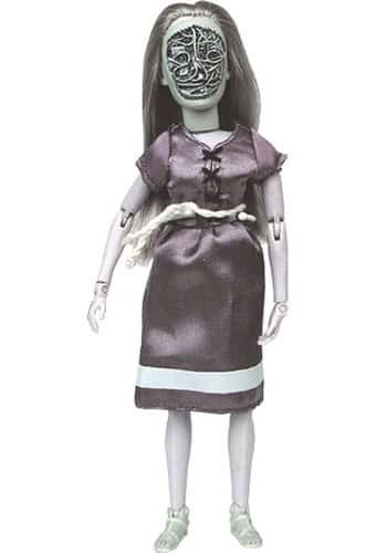 Twilight Zone - Alicia 8 inch Action Figure