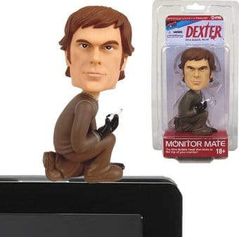 Dexter - Dexter Morgan - Monitor Mate Bobble Head