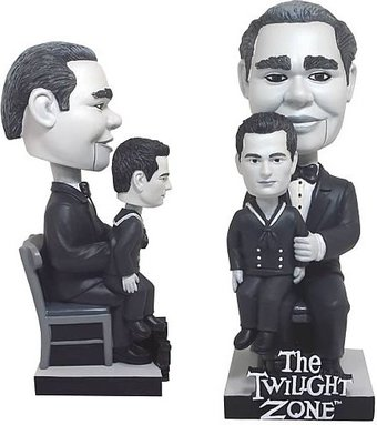 Twilight Zone - Willie and Jerry Bobble Head