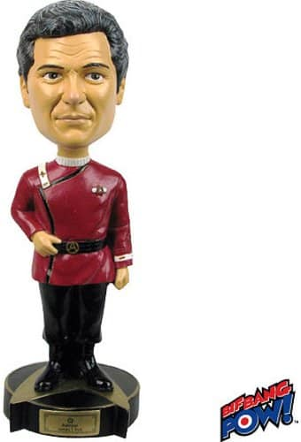 Star Trek II - The Wrath of Khan: Kirk Bobble Head