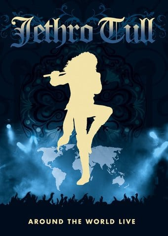 Jethro Tull - Around the World Live (4-DVD)