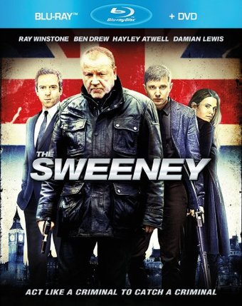 The Sweeney (Blu-ray + DVD)