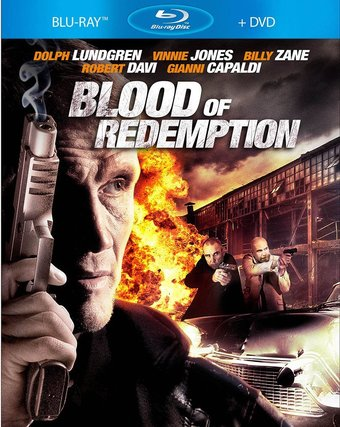 Blood of Redemption (Blu-ray + DVD)