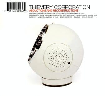 Thievery Corporation Abductions And Reconstructions Cd