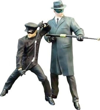 Green Hornet - TV Series Action Figure Box Set -