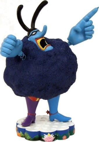 Yellow Submarine: Blue Meanie Shakems Bobble