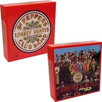 Sgt. Peppers: Album Cover Coin Bank