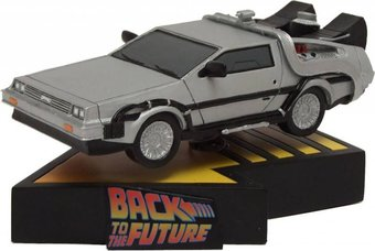 Back to the Future Delorean Time Machine Premium
