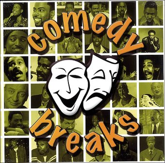 Comedy Breaks Battle LP