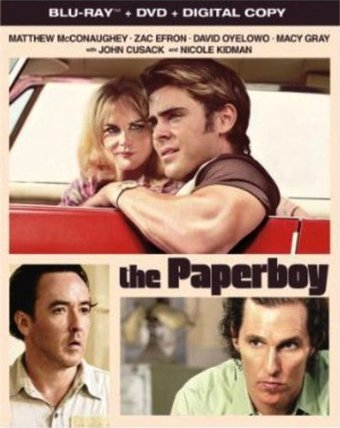 The Paperboy (Blu-ray + DVD)