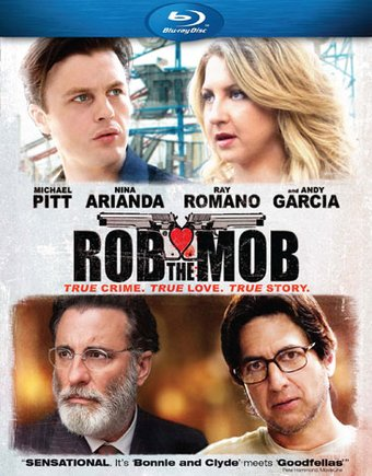 Rob the Mob (Blu-ray)