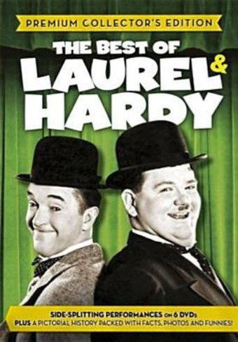 Best of Laurel & Hardy (6-DVD)