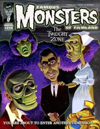 Famous Monsters of Filmland #259
