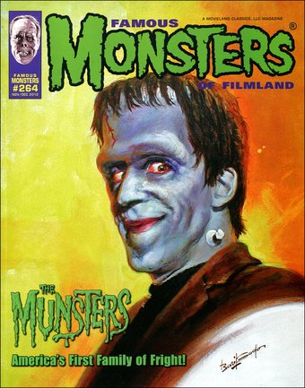Famous Monsters of Filmland #264