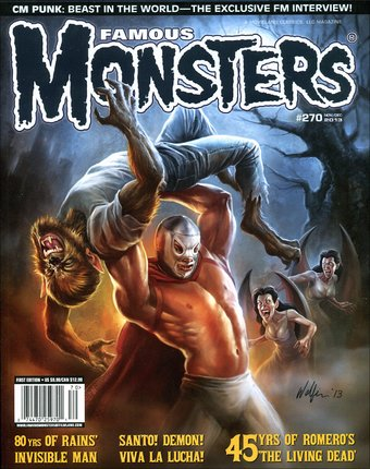 Famous Monsters of Filmland #270