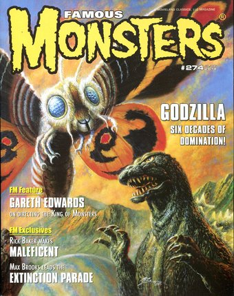 Famous Monsters of Filmland #274
