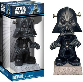 "Star Wars - Darth Vader: Mini 4.5"" Monster"